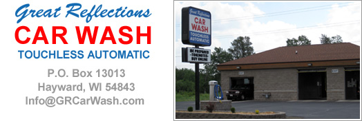 Great Reflections Car Wash - Automatic Touch Free Vehicles Washes